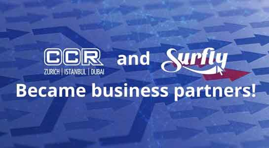 CCR and Surfly Became Business Partners!